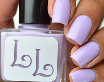 Mild Cienna by Lucky Lacquer, 5-Toxin Free Nail Polish