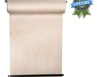 Kraft Paper Dispenser Wall Mount Industrial Pipe Industrial