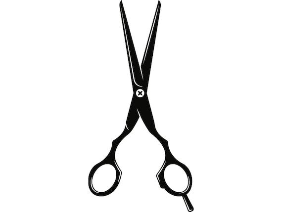 Hair Scissors 1 Barber Sheer Hairstylist Salon Shop Haircut
