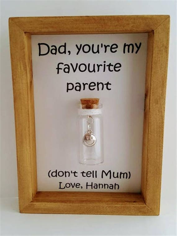 Hahahahaha! This is the best Father's Day gift ever!