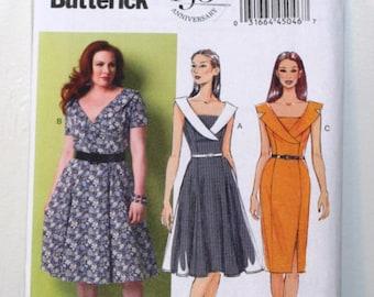 Butterick B5930 Dress Pattern