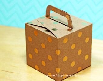 Square Favor Box
