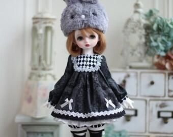 Nigo bjd clothes ={ てれてれウサギ SP }= for Holiday Child