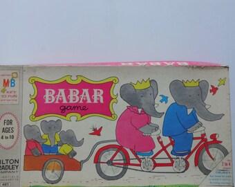 Vintage Milton Bradley Barbar The Game 1968