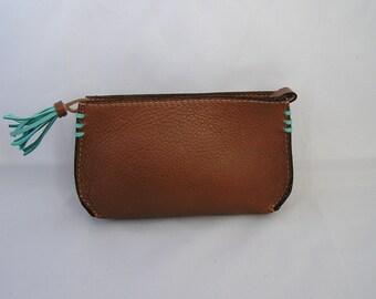 Leather Make-up Case