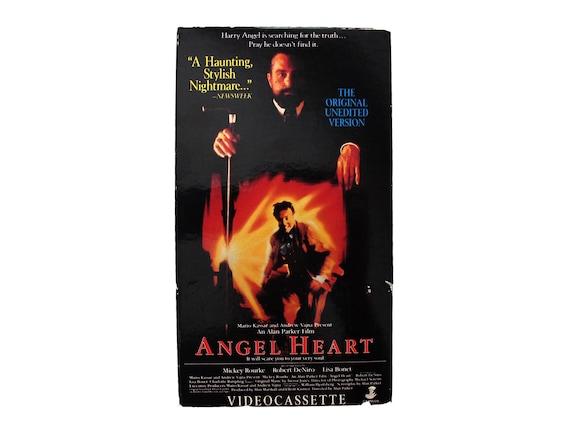 Angel Heart VHS