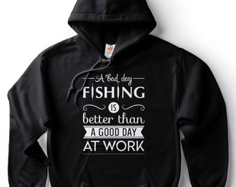 Fishing hoodie fishing sweater fisherman outdoorsman gift for husband hooded sweatshirt for fisherman men I LOVE it when MY Wife® Brand nLLwF