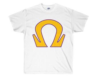 Omega Psi Phi T Shirt // Omega Psi Phi // Omega Psi Phi TShirt // Omega Psi Phi Gift // 1911 // Que // Omega //  Edition 2
