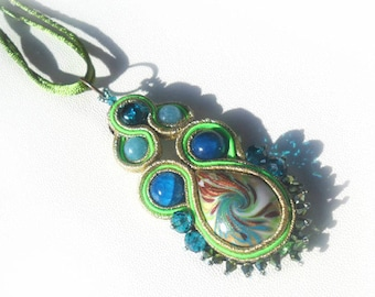 Group of 4 BASIC SOUTACHE TUTORIAL