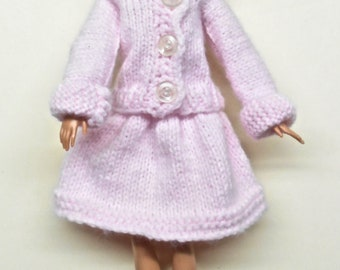 Barbie Lovely Coat with Skirt and Hat