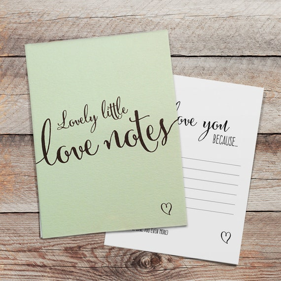Cute notebook love notes lovely little love notes journal like this item thecheapjerseys Choice Image