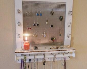 BIG SALE 20 OFF wall jewelry holder