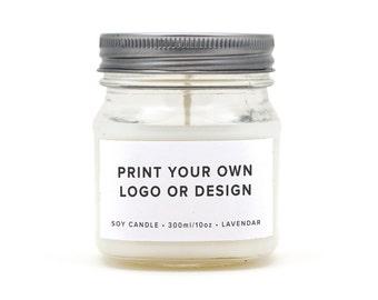 Custom Packaging Design, Custom Package Design, Premade packaging, custom candle label, custom packaging labels, labels for candles, custom