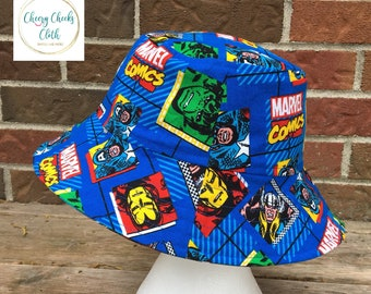 Bucket hat,size 4-7 years,toddler hat,sun hat,reversible bucket hat,boys hat,girls hat, hat
