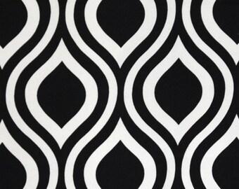 Premier Prints, Emily Black - home decor fabric, Half  Yard