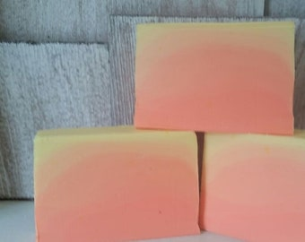Georgia Peach Soap