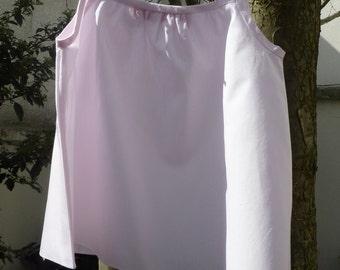 top in Poplin cotton strap