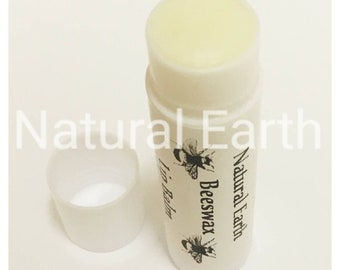All Natural Beeswax unscented Lip balm