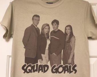 Buffy the Vampire Slayer Inspired T-Shirt
