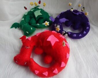 Dozing Dragons