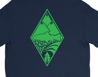 Green Diamond Trout Long Sleeve