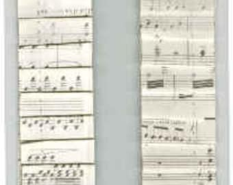 Bazzill: Pleated Borders, Music