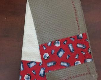 Waffle Cotton Tea Towel