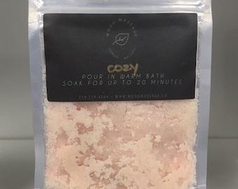 Cozy blend Epsom salts