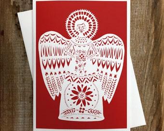 Angel 2016 - Greeting Card