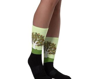 Socks, Tree Socks, Family Tree