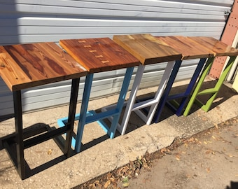 Reclaimed Bar Stools