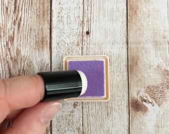 3 finger tips foam for stencil, Applicators ink and paint, Tsukineko sponge dauber, Stencil Tool