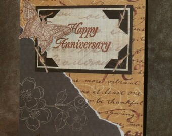 Happy Anniversary Card (C-129)