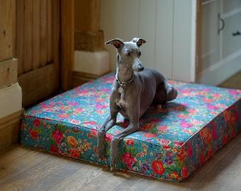 Memory Foam Dog Bed, Handmade Dog Bed, Washable Dog Bed, Luxury Dog Bed, Large Dog Bed, Medium Dog Bed, Small Dog Bed, Custom Dog Bed