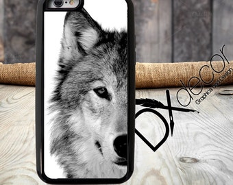 Wolf Phone case, Wolf head, Wolf Pack Cover