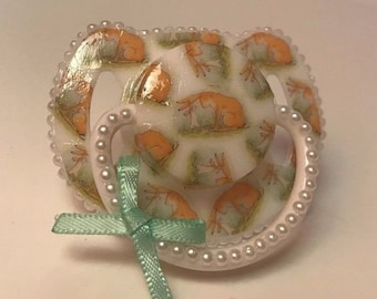 Guess how much  magnetic reborn doll dummy pacifier