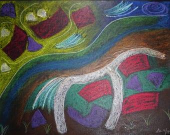 Spirit Horse - Original