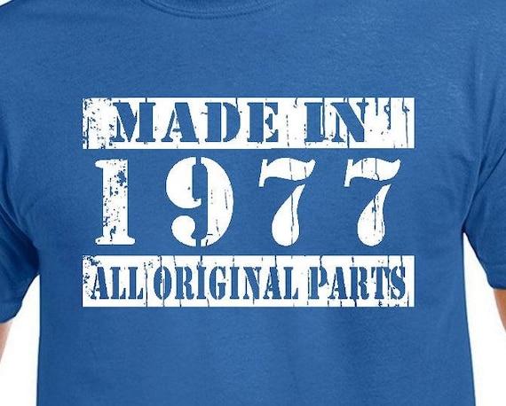 40ste verjaardag cadeau voor mannen man broer zoon oom t shirt for Geen cadeau voor verjaardag
