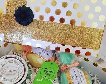 Rejuvenate Spa Essentials Gift Box