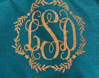 Vine Monogram shirt
