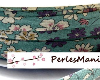 50 cm Ribbon liberty spaghetti 7mm collection 5 floral liberty