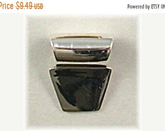ON SALE Sterling Silver GLUE On Pendant Bail