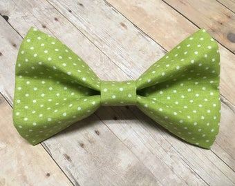 Lime Spritz // Pet Bow Tie
