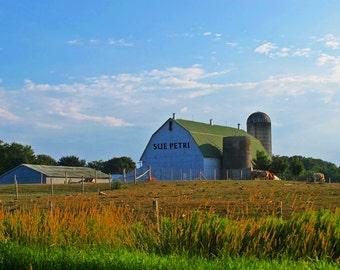 Barn Photos, Farmland, Photograph, Farm Photography, Landscape Photos, Farm Prints, Rural Niagara,