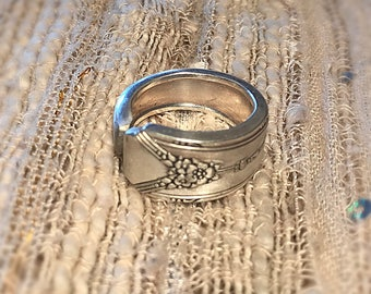 Handmade Vintage Spoon Ring
