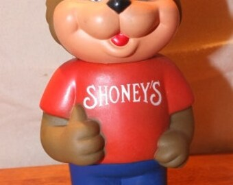 Shoney's Restaurant Bear Bank