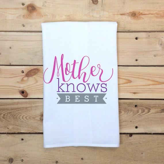 Mutter weiß es am besten