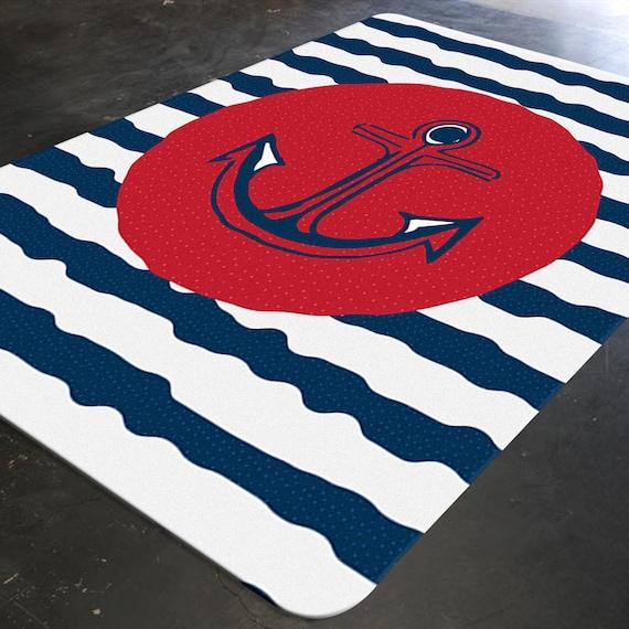 thelittlelittle area anchors nautical beach rugs rug