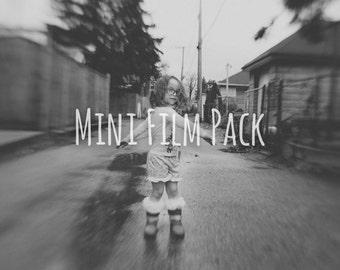 LIGHTROOM FILM PRESETS- Film Grain - Instant Download