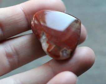 Red Creek Jasper Heart #87998
